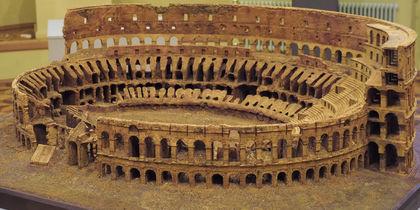 В Петербурге покажут римский Колизей
