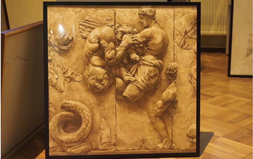 "Выставка ""Жажда античности"". Фото Святослав Акимов, ""Metro"""