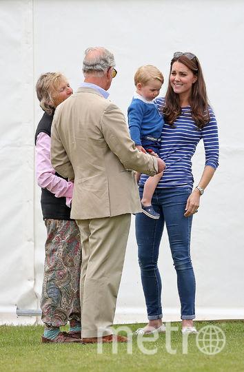 Архивные совместные фото с принцем. Фото Getty