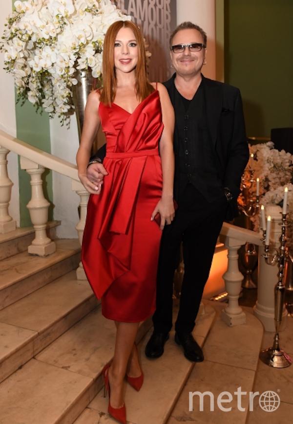 Наталья Подольская и Владимир Пресняков. Фото РИА Новости