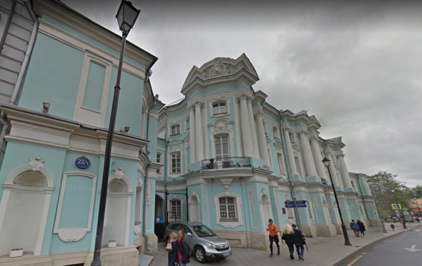 Дом-комод. Фото google.ru/maps/
