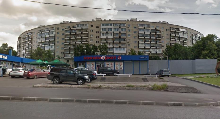 Дома-бублики. Фото google.ru/maps/.