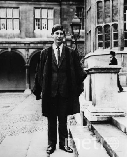 Принц Чарльз в 1967 году. Фото Getty