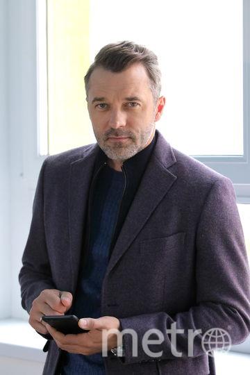 Павел Трубинер. Фото предоставлено каналом Dомашний