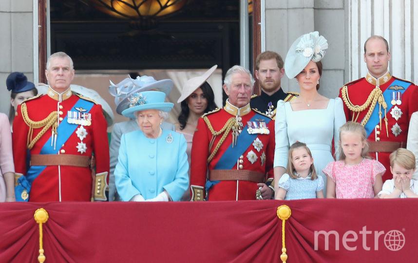 В День монарха в июне 2018 года. Фото Getty