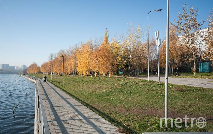 Рядом с микрорайоном «Домашний» после реконструкции открылся парк 850-летия Москвы.