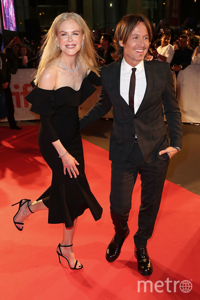 Николь Кидман и Кит Урбан. Фото Getty