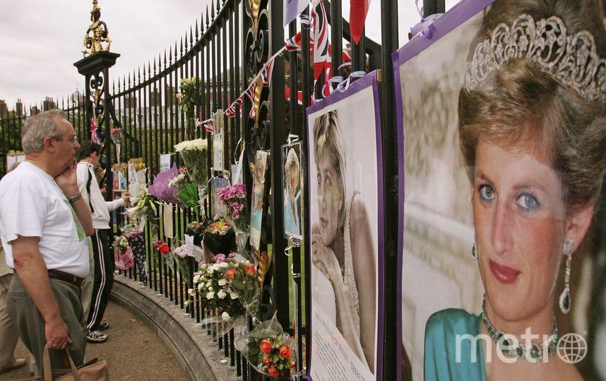 Память о принцессе Диане жива до сих пор. Леди Ди не стало в 1997 году. Фото Getty