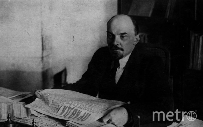 В.И.Ленин. Фото Getty