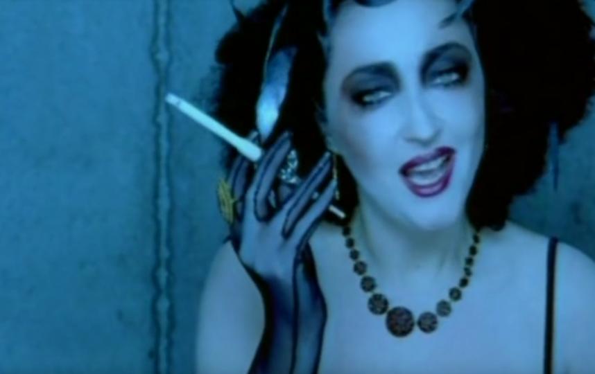 Лолита в молодости. Фото Скриншот Youtube