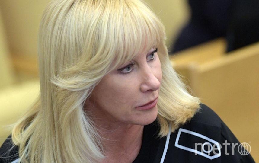 Оксана Пушкина. Фото РИА Новости