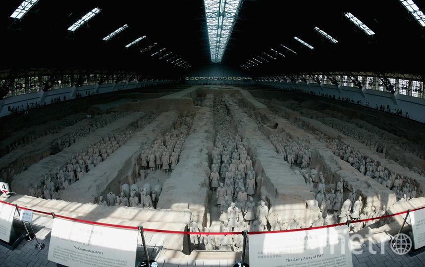 Терракотовая армия. Фото Getty
