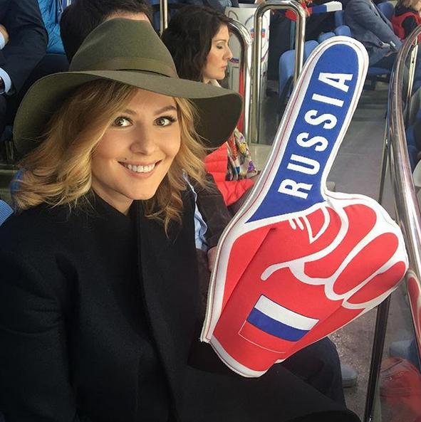 Мария Кожевникова. Фото Скриншот Instagram: @mkozhevnikova
