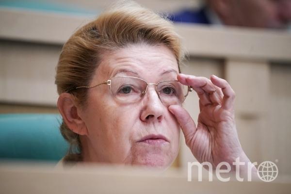 Елена Мизулина. Фото РИА Новости