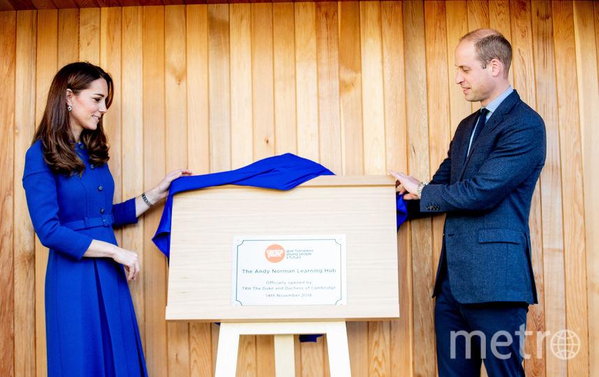 """Пара открыла """"Карьерный центр"""" в Барнсли в Йоркшире 14 ноября. Фото Getty"""
