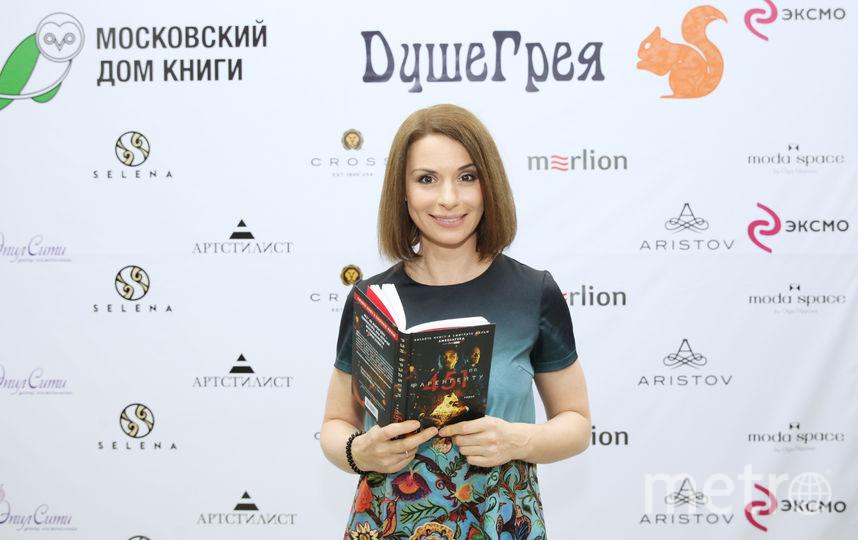 Ирина Лачина. Фото Ольга Зиновская.