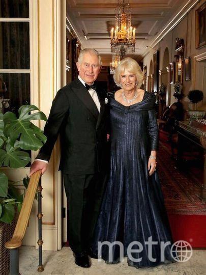 Принц Чарльз и Камилла на юбилее. Фото https://twitter.com/ClarenceHouse