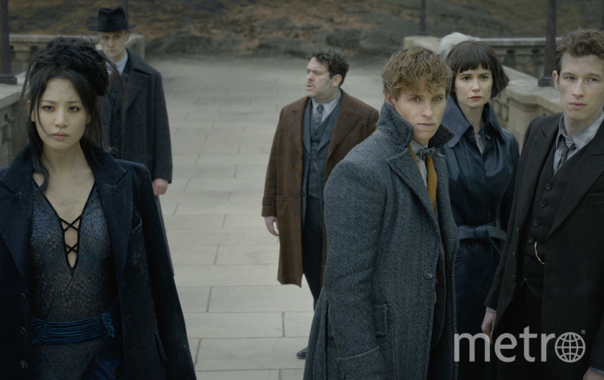 Кадр из фильма. Фото «Каро премьер»