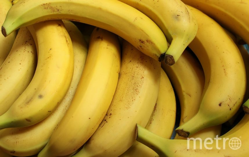 Бананы. Фото Pixabay
