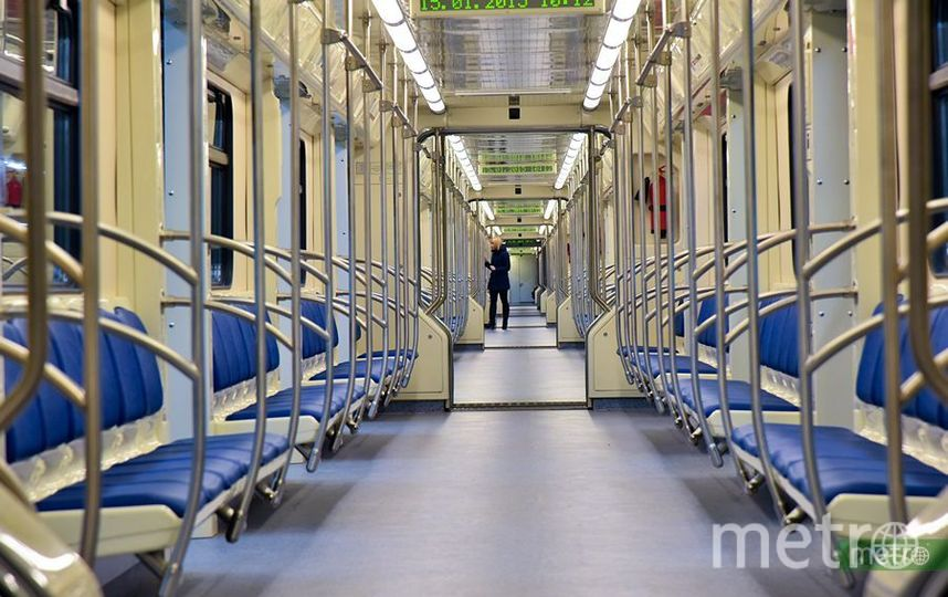 В московском метро в течение 5 лет запустят беспилотные поезда. Фото Василий Кузьмичёнок