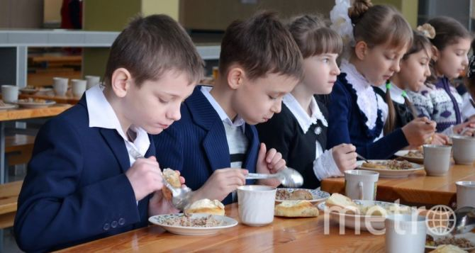 Школьное питание.