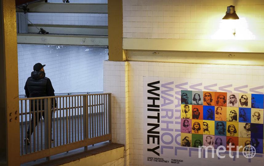 Рекламные плакаты. Фото Getty