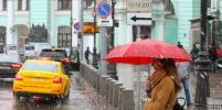 В Москве в выходные образуется снежный покров