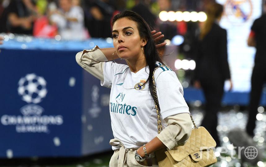Джорджина Родригес. Фото Getty
