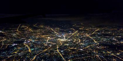 Москва зажигает и днём и ночью
