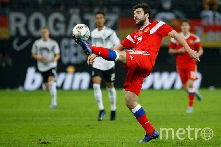 Россияне пропустили три мяча. Фото AFP