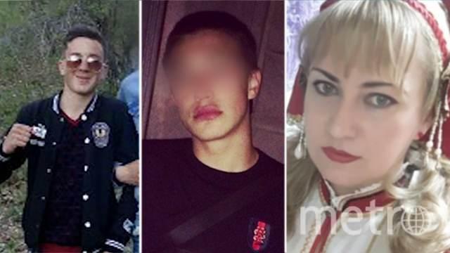 Бондаренко и Никифоров убили многодетную мать Наталью Дмитриеву. Фото РЕН