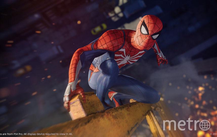 Marvel's Spider-Man. Фото Предоставлено создателями