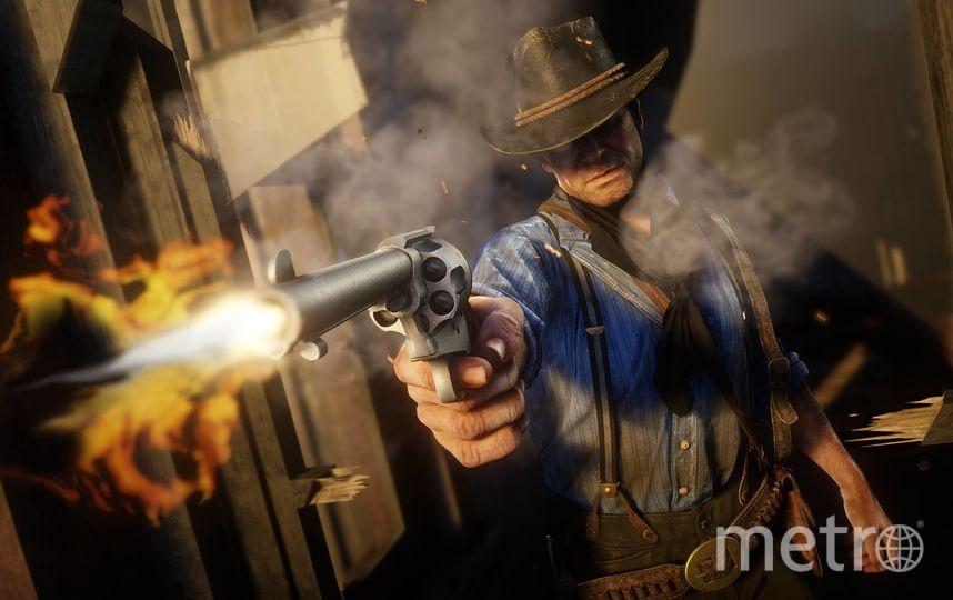 Red Dead Redemption 2. Фото Предоставлено создателями