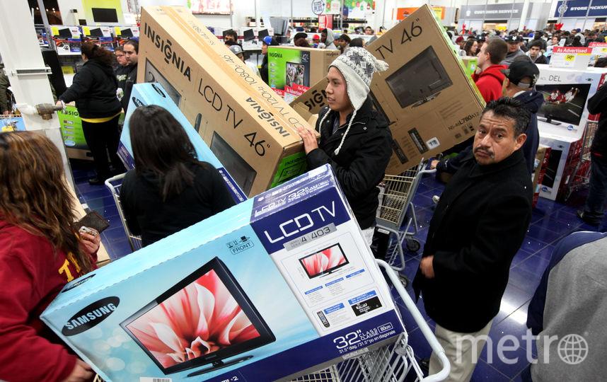 Заранее выберите то, что хотите купить. Фото Getty