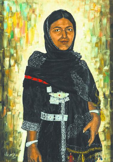1. Йемен. Искусство и жизнь. К 90-летию установления отношений между Россией и Йеменом. Фото Предоставлено организаторами