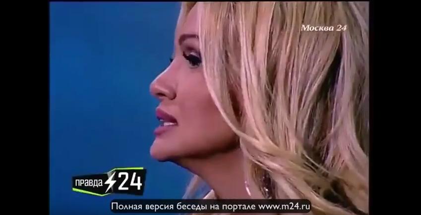 Виктория Лопырева.