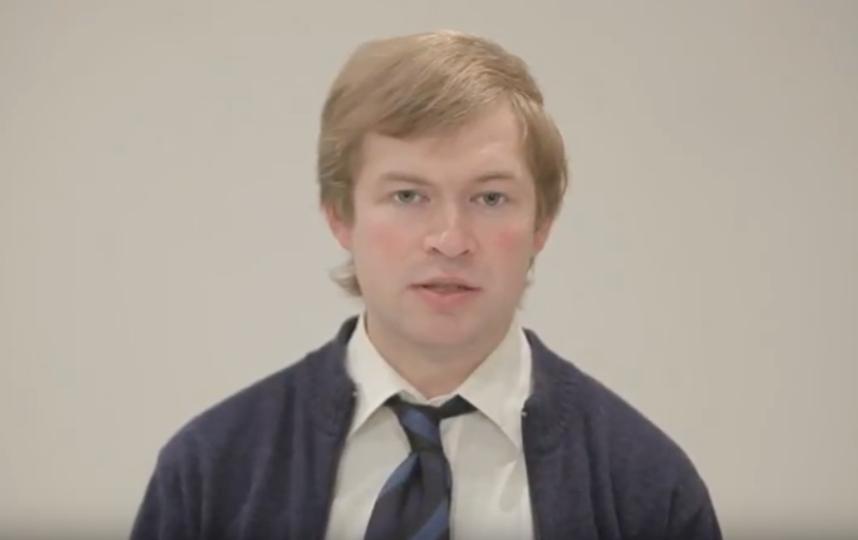 Актёр Юрий Катаев. Фото Скриншот YouTube/ Алексей Дьячков, Скриншот Youtube