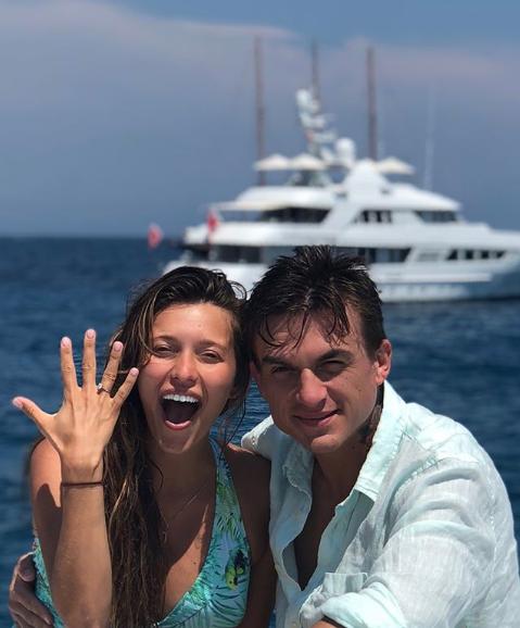 Регина Тодоренко и Влад Топалов. Фото Скриншот Instagram: reginatodorenko