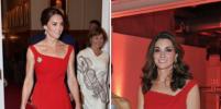 Старое платье Кейт Миддлтон и сексуальный наряд Меган Маркл обсуждают в Сети