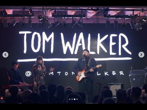Скриншот instagram.com/iamtomwalker/.