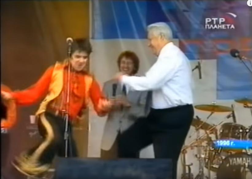 Евгений Осин. Фото Скриншот Youtube
