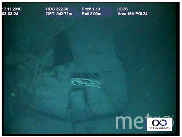 """Подводная лодка """"Сан-Хуан"""" перестала выходить на связть 15 ноября 2017 года. Фото AFP"""