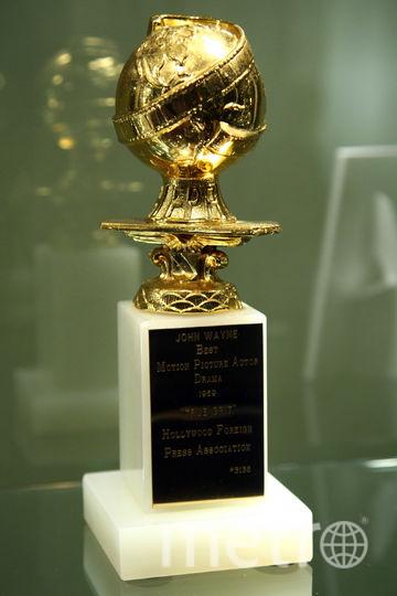 """Премия """"Золотой Глобус"""" присуждается с 1944 года. Фото Getty"""