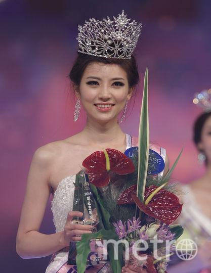 Мисс Корея 2014 Ким Сео-Йон.