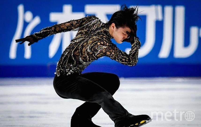 Юдзуру Ханю. Фото AFP