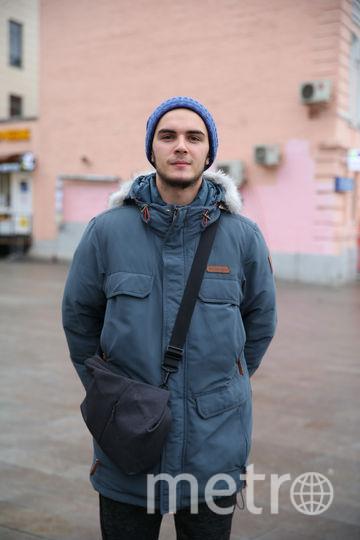 Павел Крахмалов. Фото Василий Кузьмичёнок