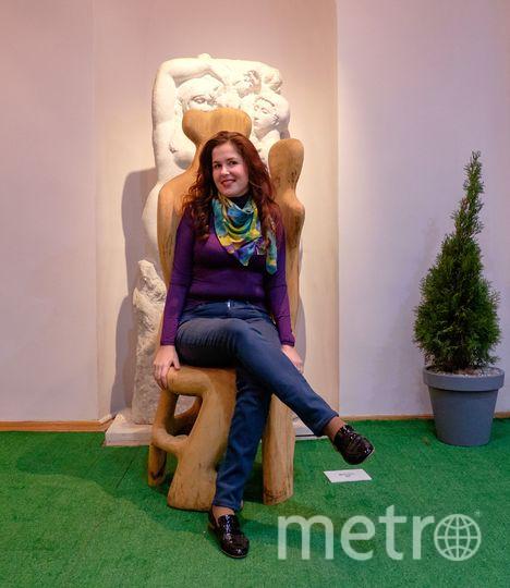 "Кресло ""Мать и дитя"". Фото Алена Бобрович, ""Metro"""