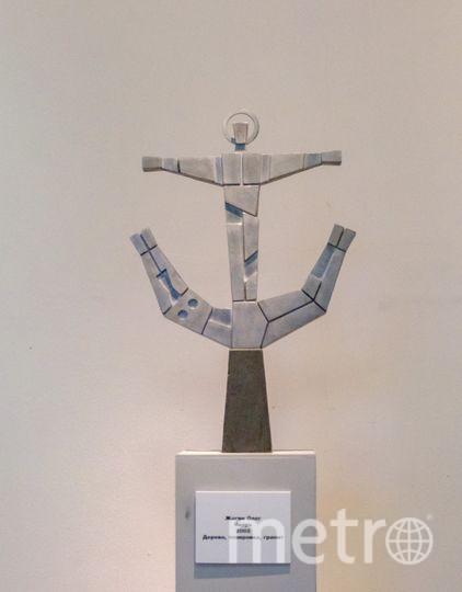 "Арт-объекты скульпторов. Фото Алена Бобрович, ""Metro"""