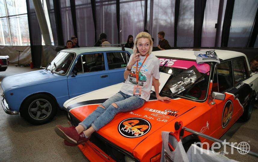 Советские автомобили снова невероятно популярны. Фото Василий Кузьмичёнок