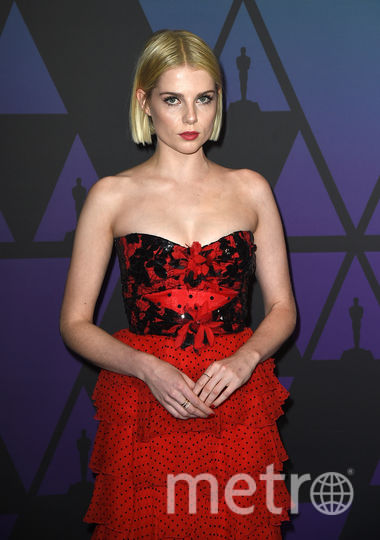 10th annual Governors Awards. Люси Бойнтон. Фото Getty